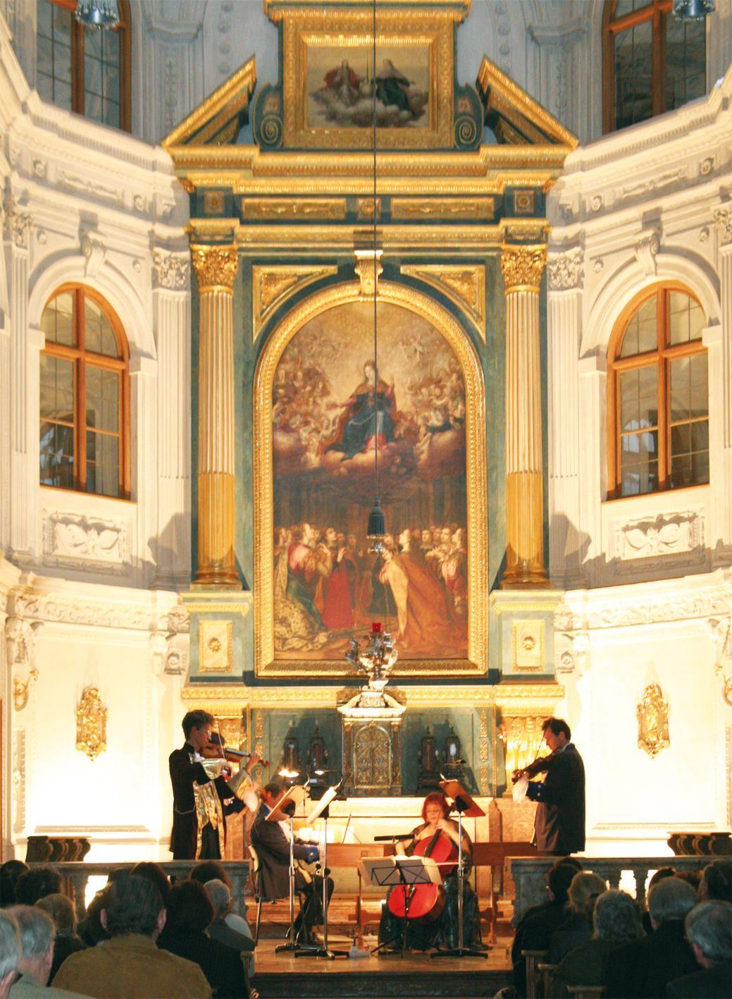 Residenzin serenadikonsertti