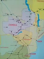 14 Days JOHANNESBURG (South Africa ) – Botswana - Zambia