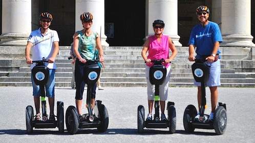 Group segway tour in Munich