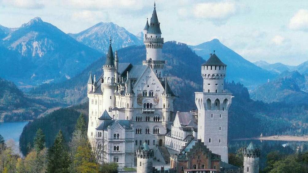 Show item 2 of 10. Neuschwanstein Castle in Germany
