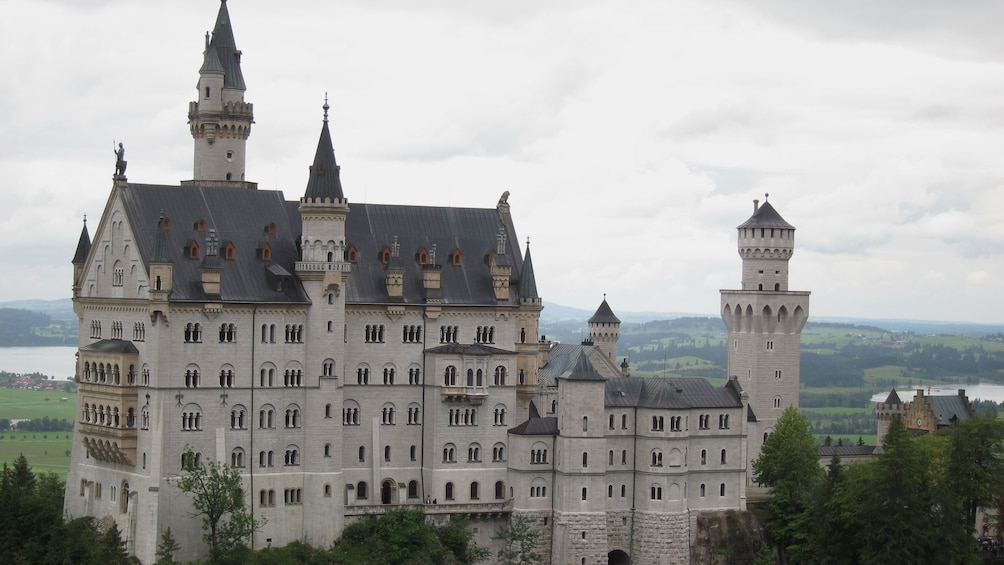 Show item 5 of 10. Neuschwanstein Castle in Germany