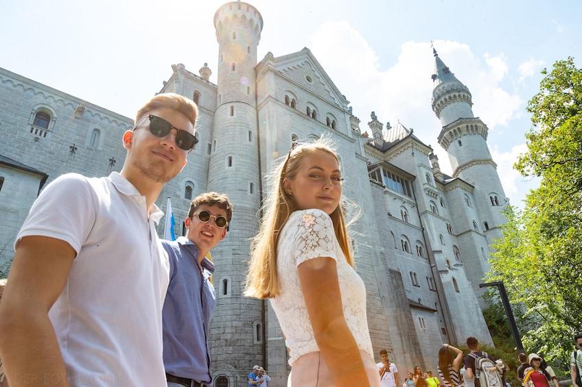 Royal Castles-Fast track Neuschwanstein & Linderhof Palace