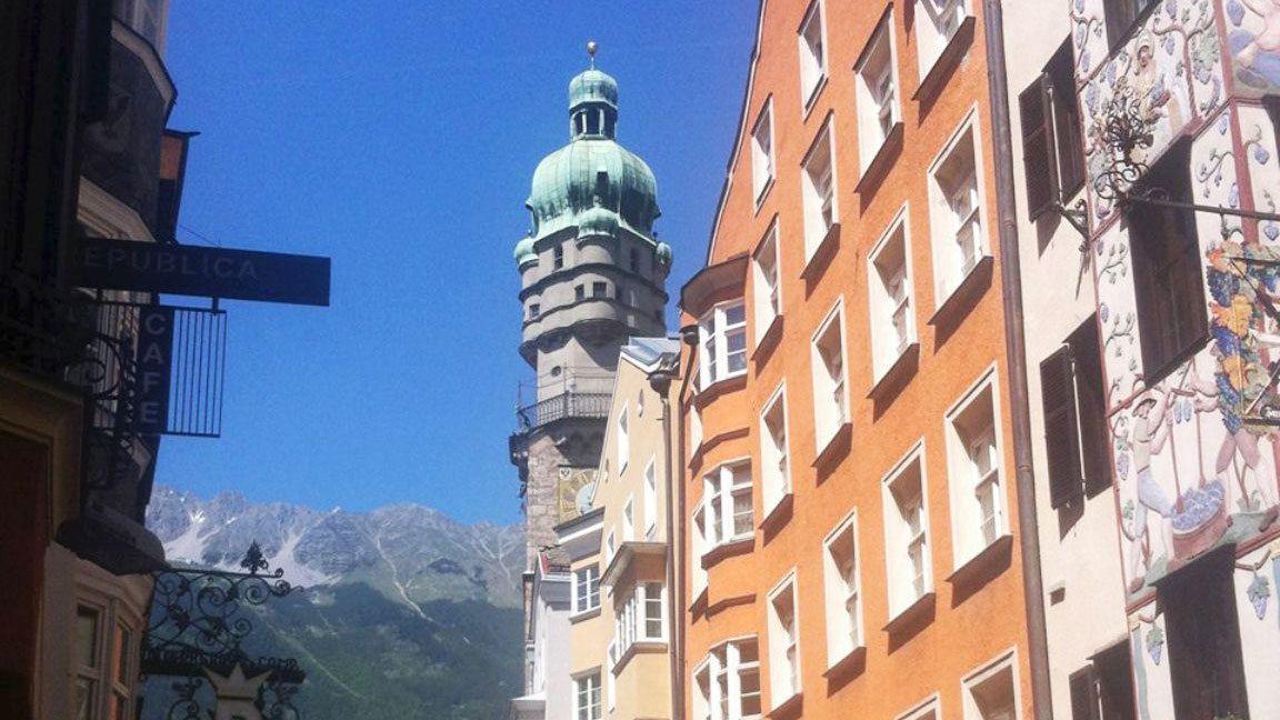 Historic building in Innsbruck
