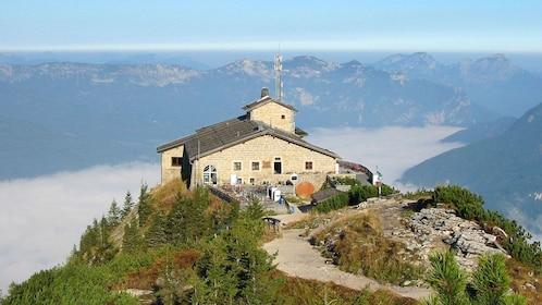 Hitler's Eagle's Nest in Berchtesgaden