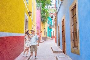 Guanajuato Diego Riviera and Frida Kahlo Tour