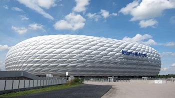 Visite du FC Bayern et petite visite guidée