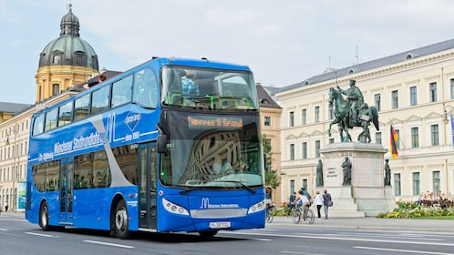 Discover the history and culture of Munich on this bus tour
