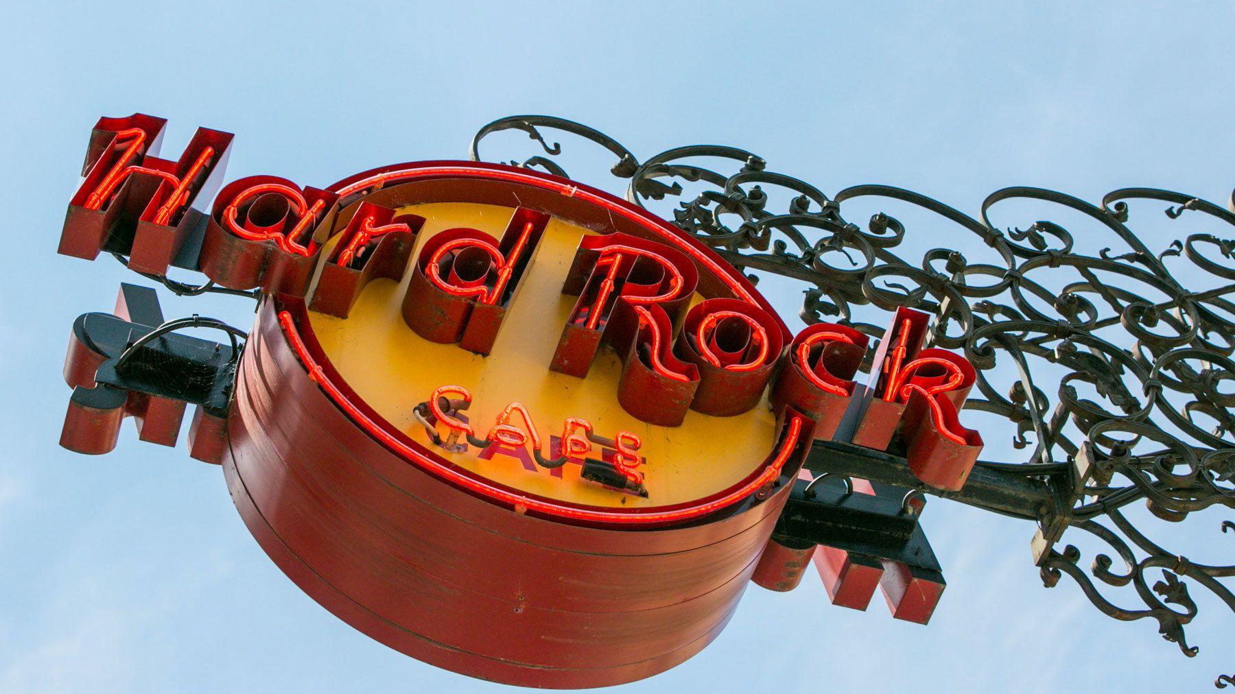 Abendessen im Hard Rock Cafe mit bevorzugtem Einlass München