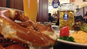 Brewery Tour & Hofbräuhaus Beer Hall Visit
