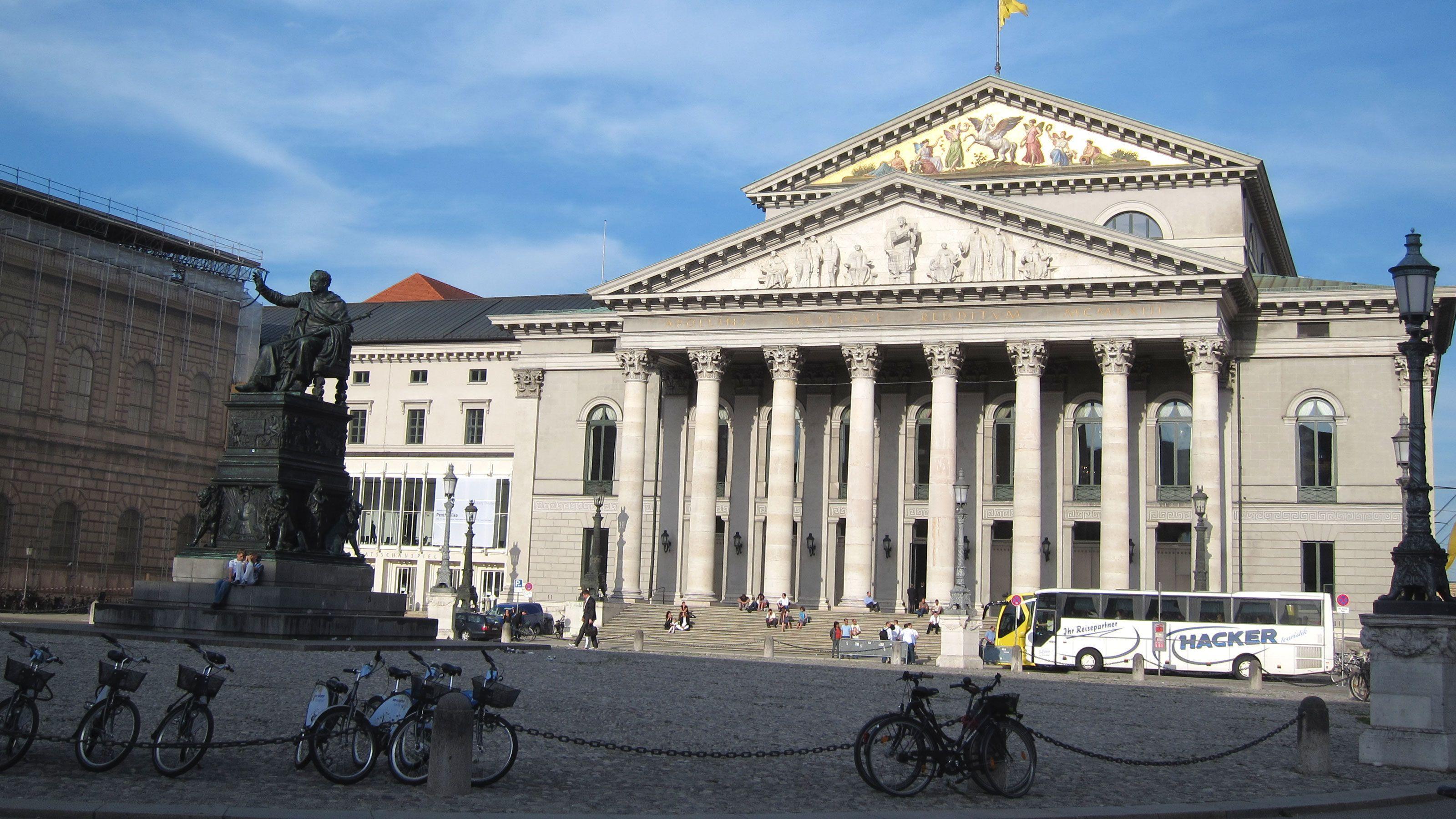 Konigsplatz in Munich