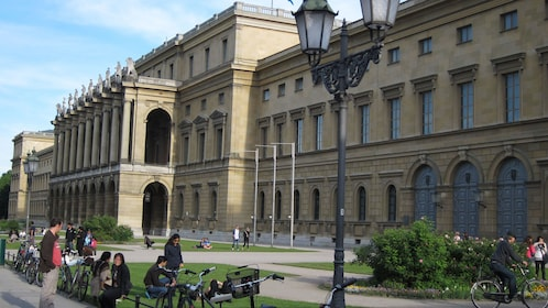 Historic building in Munich