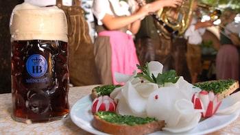 Bayerische Schlemmertour rund um den Viktualienmarkt mit Brunch