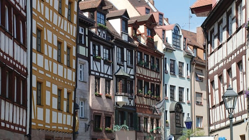 Medieval architecture in Nuremberg