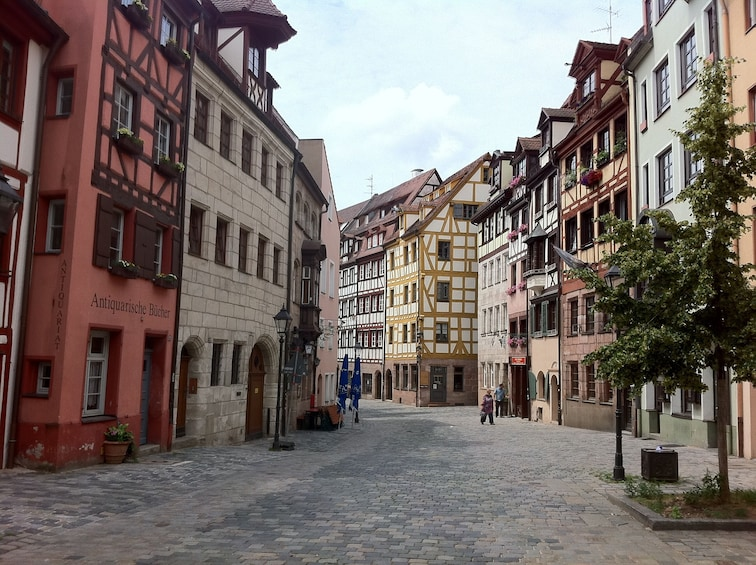 Show item 3 of 8. Nuremberg Day Trip by Train