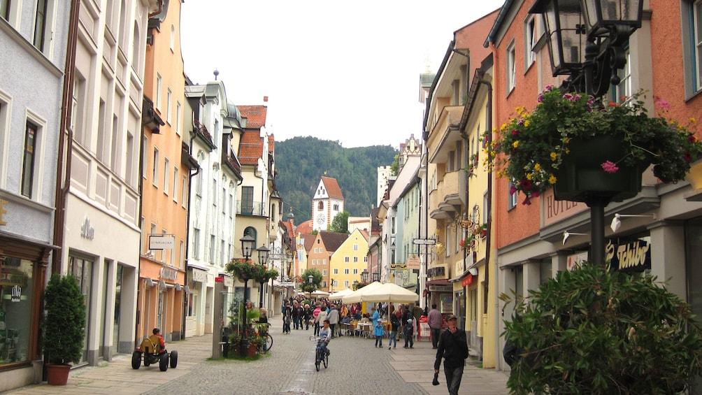 Foto 5 von 8 laden Streets of Neuschwanstein