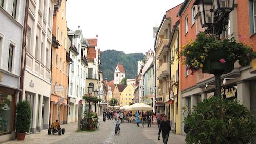 Streets of Neuschwanstein
