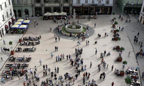 City Center Walking Tour
