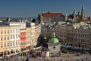 Royal Classic Walking Tour in Krakow