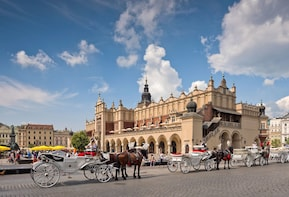 Show item 10 of 10. Royal Classic Walking Tour in Krakow