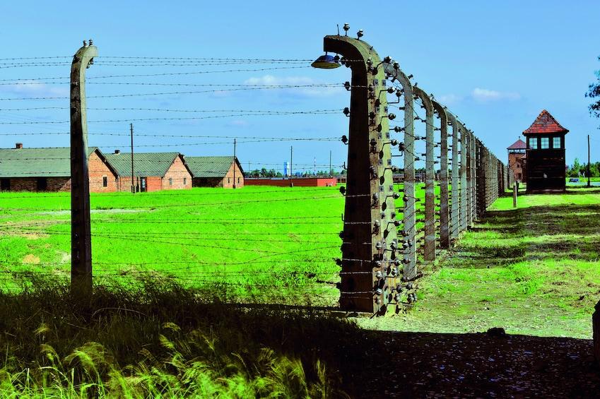 Åpne bilde 2 av 9. Auschwitz-Birkenau Concentration Camp Memorial Tour