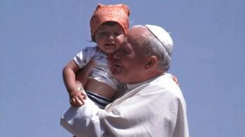 Halvdagstur i Johannes Paulus II:s fotspår