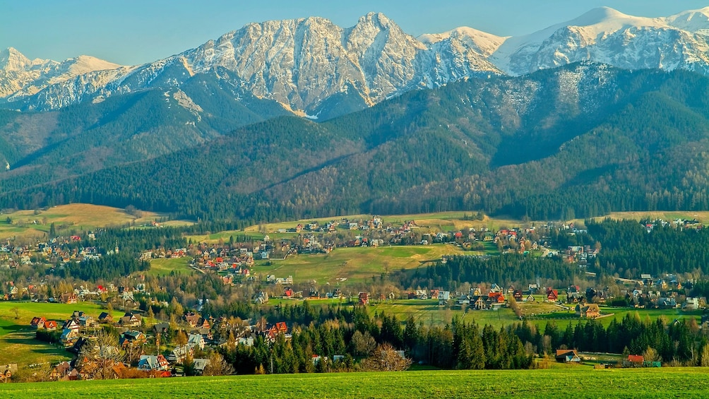 Foto 1 van 10. Stunning view of Zakopane
