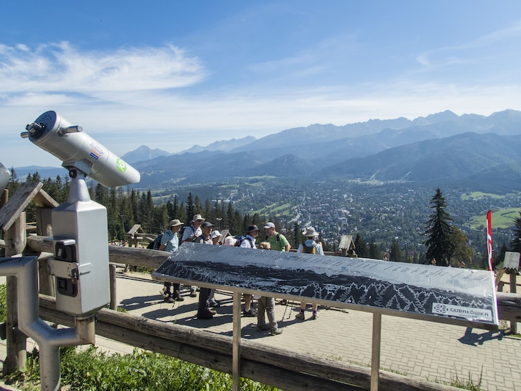 Foto 5 van 10. Tatra Mountains & Zakopane Tour