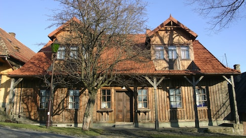 Malopolska Region Wooden Architecture in Poland