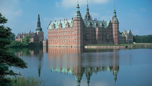 The Frederiksborg Castle in Copenhagen