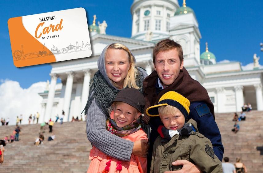 Show item 3 of 10. Helsinki Card