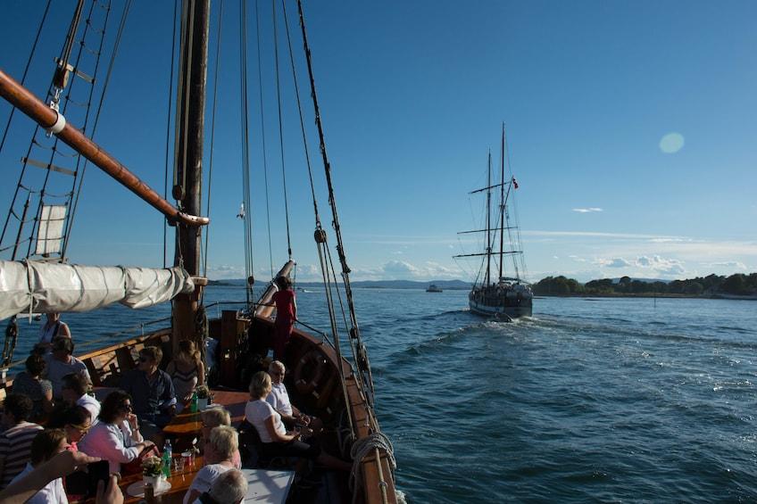 Åpne bilde 2 av 8. Oslo Fjord Sightseeing Cruise