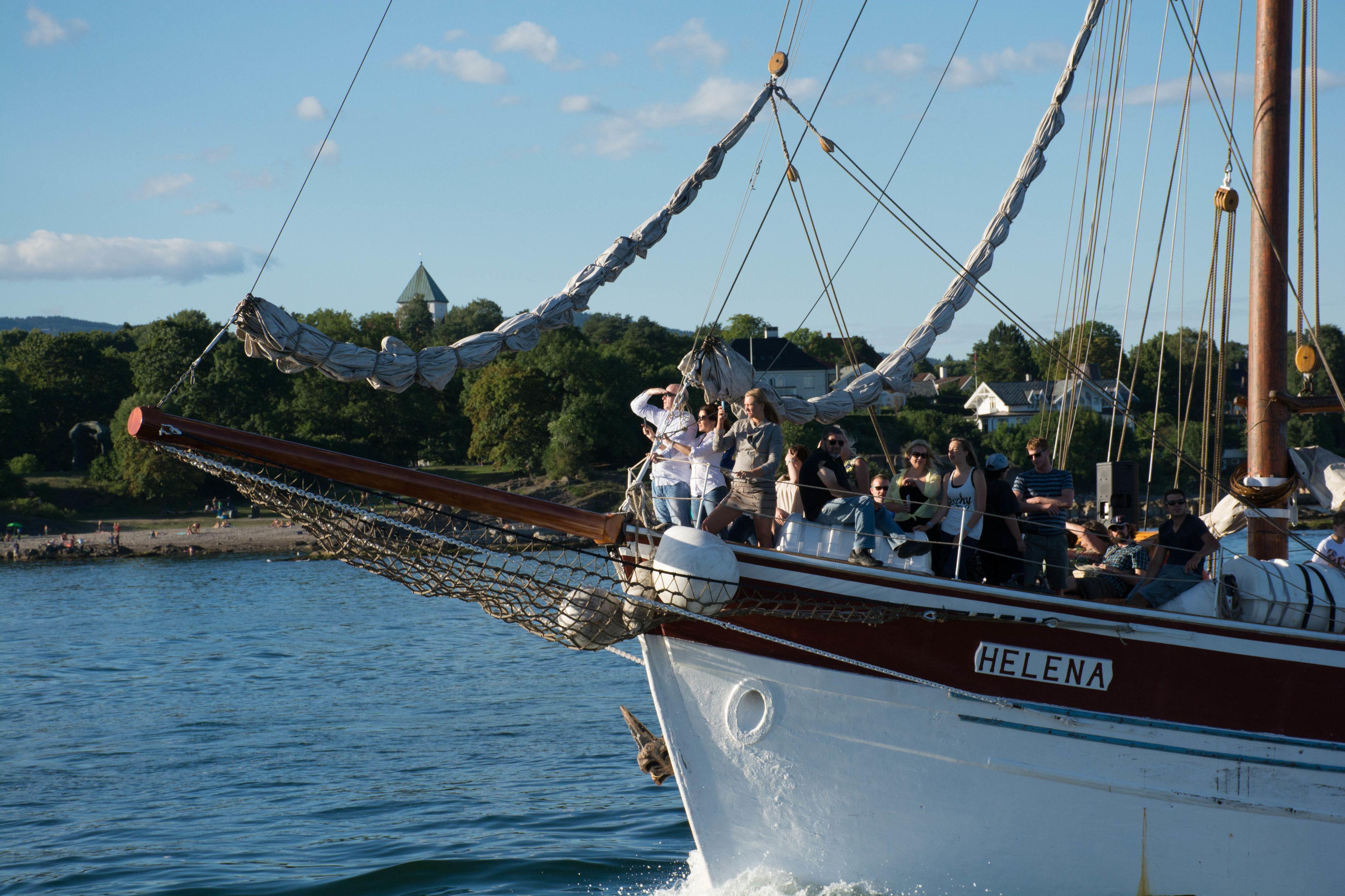 Cruise og båtturer