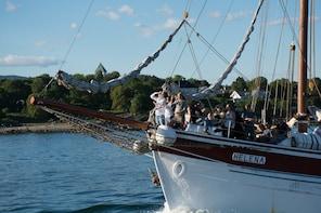 Sejltur med sightseeing på Oslo Fjord