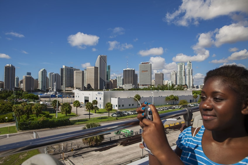 Miami Hop-On Hop-Off Bus Tour with Optional Everglades Tour