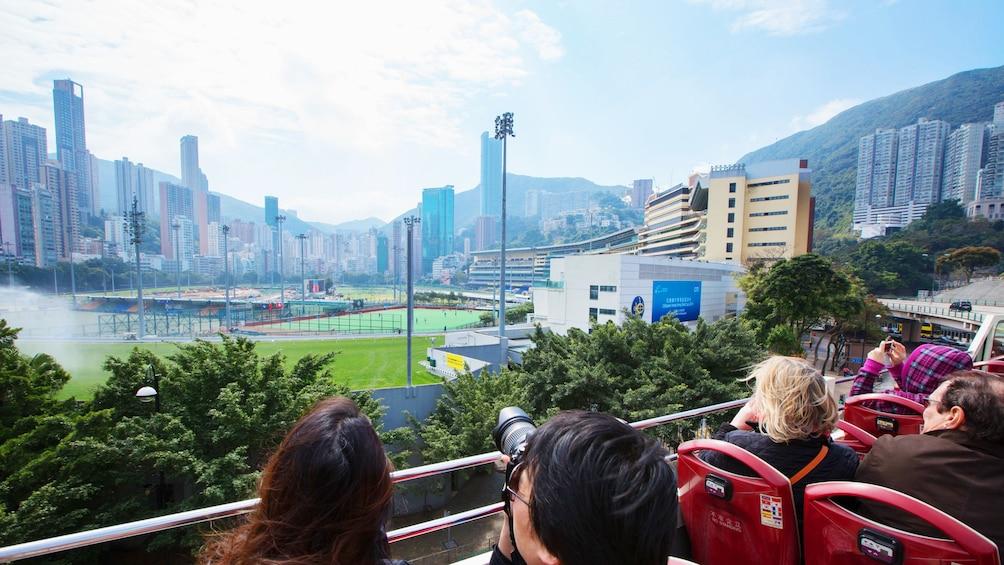 แสดงภาพที่ 10 จาก 10 Passing by sport fields in Hong Kong