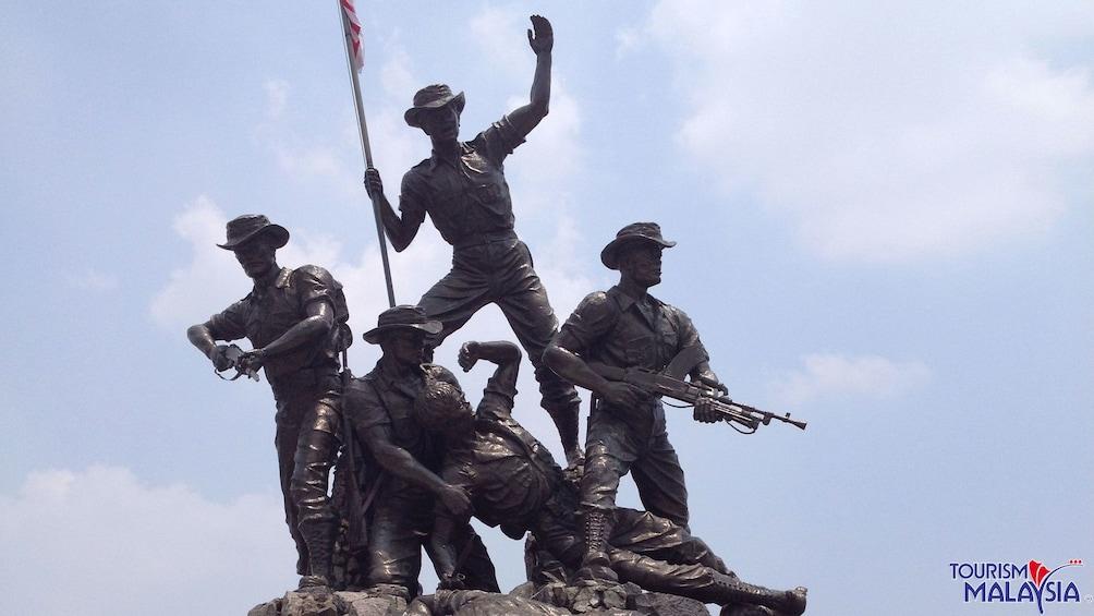 Show item 2 of 5. statue in kuala lumpur