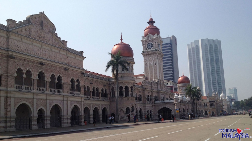 Show item 5 of 5. city view in kuala lumpur