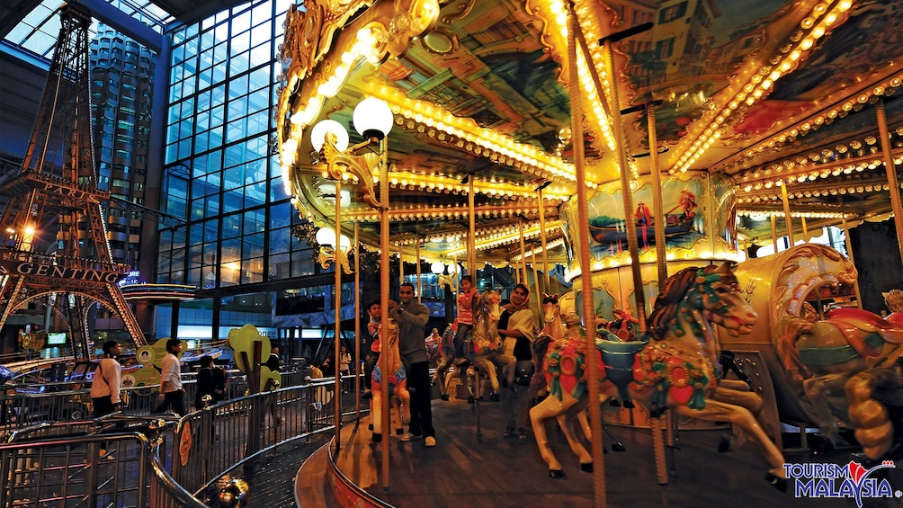 Show item 3 of 6. carousel in kuala lumpur