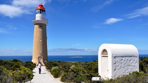A light house on Kangaroo Island