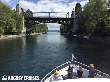 Ballard Locks Cruise - Boat & Bus (Round trip)