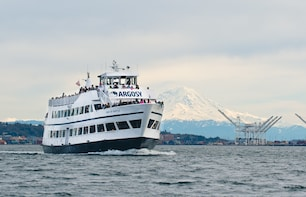 Argosy Seattle Harbor Cruise