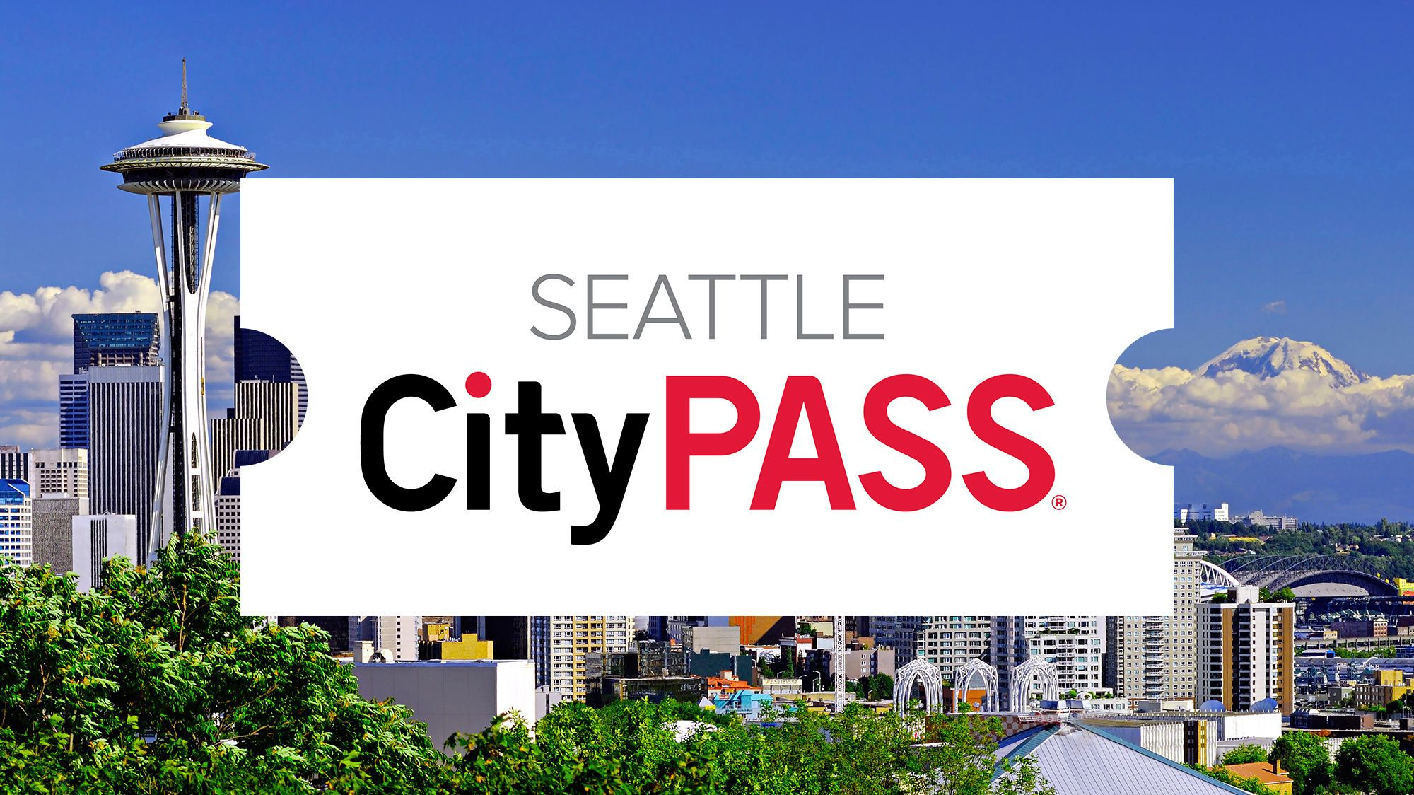 Seattle CityPASS: Save on Entry to 5 Best Attractions