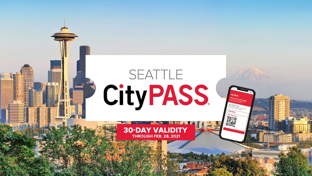 Carregar foto 1 de 10. Seattle CityPASS: Admission to Top 5 Seattle Attractions