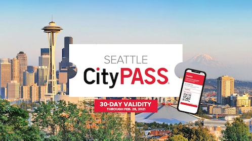 Seattle CityPASS: Admission to Top 5 Seattle Attractions