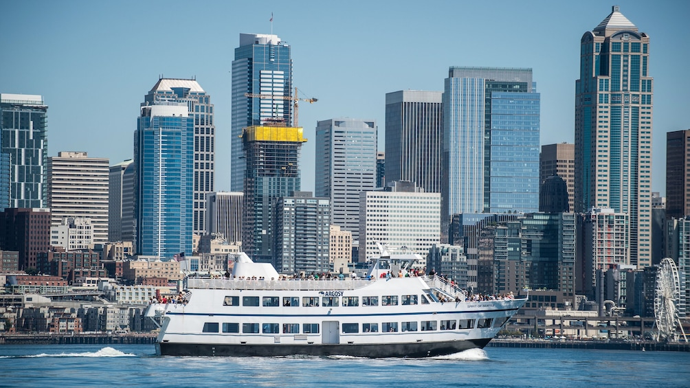 Show item 5 of 10. Seattle CityPASS: Admission to Top 5 Seattle Attractions