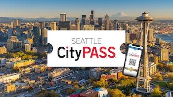 CityPASS Seattle: Tiket Masuk ke 5 Objek Wisata Utama di Seattle