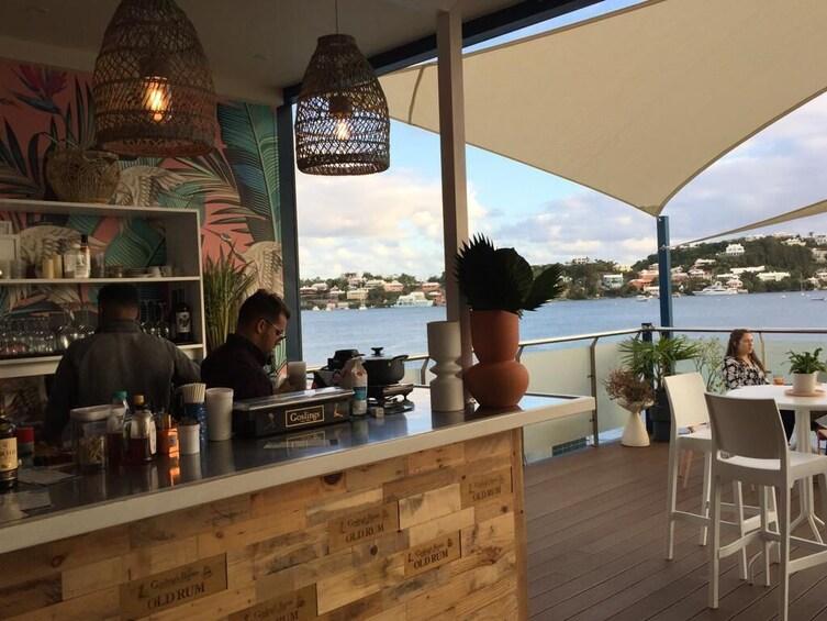 Show item 3 of 8. The Bermuda Rum Swizzle sip & sample tour