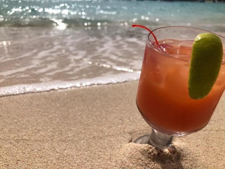 Show item 1 of 8. The Bermuda Rum Swizzle sip & sample tour