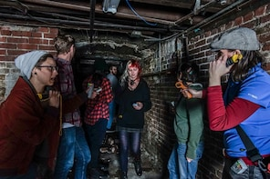 Underground Portland Walking Tour