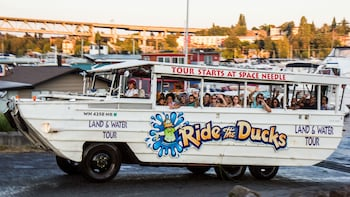 Tour Ride the Ducks de Seattle